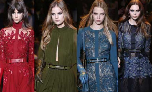 Elie Saab Fall Winter 2015 – Paris FashionShow