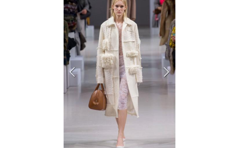 Nina Ricci Fall Winter 2015 -Paris FashionWeek