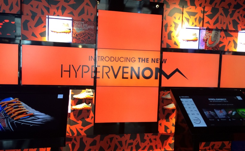 Hypervenom II- perfection evolves!